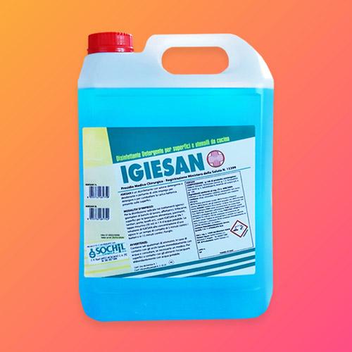 Detergente disinfettante PMC Igiesan