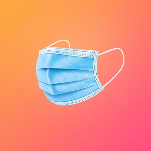 Mascherina chirurgica 3 strati CE